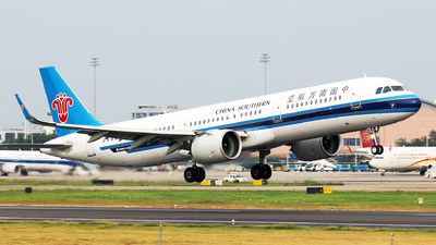B-8367 - Airbus A321-271N - China Southern Airlines