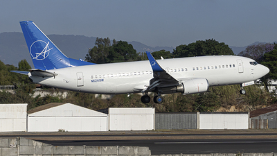 N626SW - Boeing 737-3H4 - Swift Air
