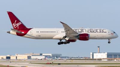 A picture of GVYUM - Boeing 7879 Dreamliner - Virgin Atlantic - © bill wang