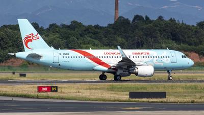 B-8868 - Airbus A320-214 - Loong Air