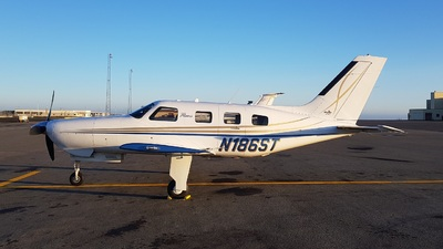 N186ST - Piper PA-46R-350T Matrix - Private