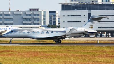 B-606E - Gulfstream G650ER - Sino Jet
