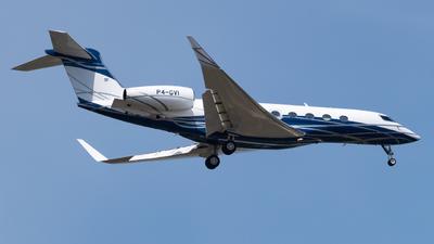 P4-GVI - Gulfstream G650 - ABS Jets