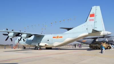 10159 - Shaanxi Y-9 - China - Air Force