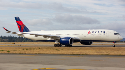 A picture of N503DN - Airbus A350941 - Delta Air Lines - © Jay Cassady