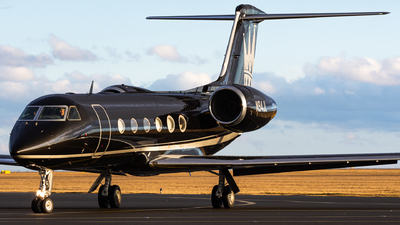 N94JL - Gulfstream G450 - Private