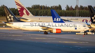 A picture of LNRRW - Boeing 737883 - SAS - © R.Rimestad