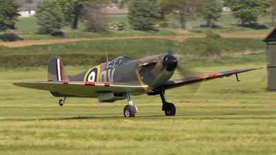 G-CFGJ - Supermarine Spitfire Mk.1 - Private