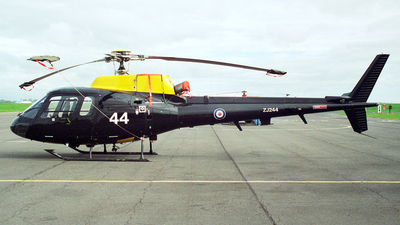 ZJ244 - Eurocopter Squirrel HT.2 - United Kingdom - Royal Air Force (RAF)