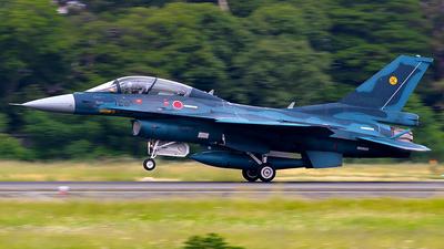 43-8123 - Mitsubishi F-2B - Japan - Air Self Defence Force (JASDF)
