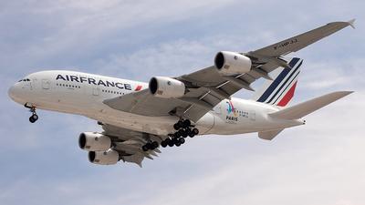 F-HPJJ - Airbus A380-861 - Air France