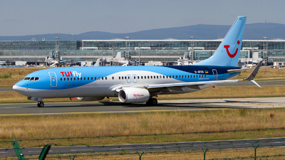 D-ATUO - Boeing 737-8K5 - TUIfly