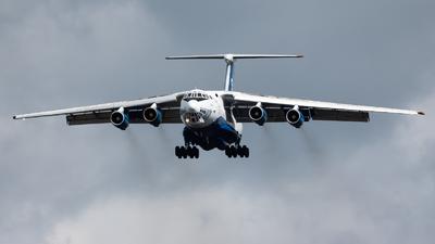 4K-AZ40 - Ilyushin IL-76TD - Silk Way Airlines