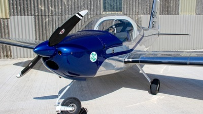 G-CGYI - Vans RV-12 - Private