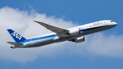 JA880A - Boeing 787-9 Dreamliner - All Nippon Airways (Air Japan)