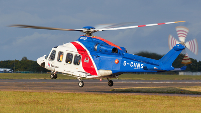 A picture of GCHNS - AgustaWestland AW139 - Bristow Helicopters - © David Blaker