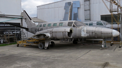 HK-4640 - Cessna 441 Conquest - Unknown