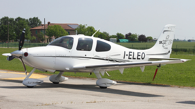 I-ELEO - Cirrus SR22-GTS Turbo - Private
