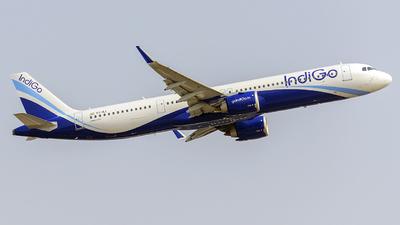 VT-ILI - Airbus A321-251NX - IndiGo Airlines