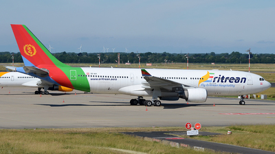 OE-IKY - Airbus A330-223 - Eritrean Airlines