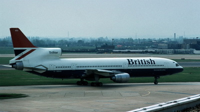 G-BBAG - Lockheed L-1011-1 Tristar - British Airways