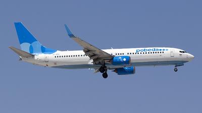 A picture of VPBFB - Boeing 7378LJ - Pobeda - © Bora Polater