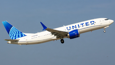 N27258 - Boeing 737-8 MAX - United Airlines
