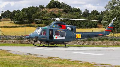 SE-JUG - Agusta-Bell AB-412 - Private