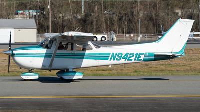 A picture of N9421E - Cessna 172N Skyhawk - [17272257] - © Nick Sheeder