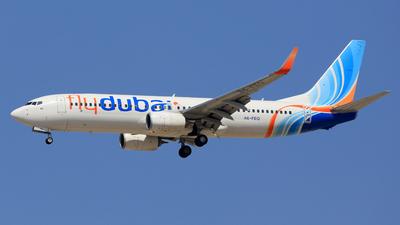 A6-FEQ - Boeing 737-8KN - flydubai