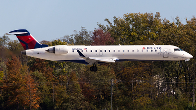 N355CA - Bombardier CRJ-701ER - Delta Connection (GoJet Airlines)
