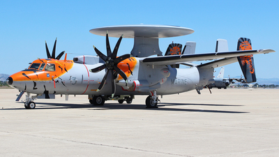 3 - Grumman E-2C Hawkeye - France - Navy