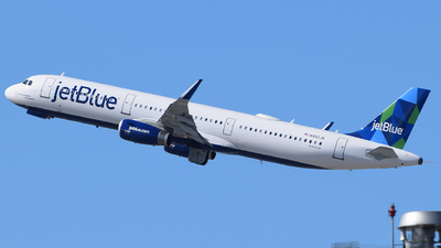 N992JB - Airbus A321-231 - jetBlue Airways