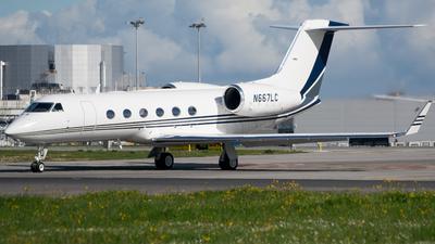 N667LC - Gulfstream G-IV - Private
