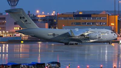 177701 - Boeing CC-177 Globemaster III - Canada - Royal Canadian Air Force (RCAF)