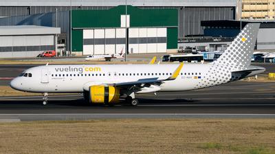 EC-NAV - Airbus A320-271N - Vueling