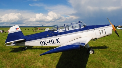 OK-HLK - Zlin Z-126 Trenér 2 - Private