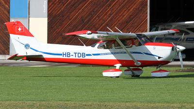 A picture of HBTDB - Cessna C172 JTA Skyhawk SP - [172S11145] - © Claude Davet
