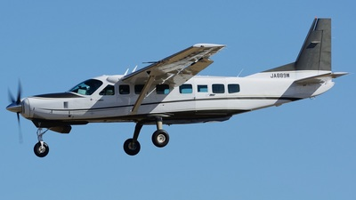 JA889M - Cessna 208B Grand Caravan - Kyoritsu Air