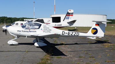 D-EZZD - Diamond DA-20-A1 Katana - Pilot Trainig Network