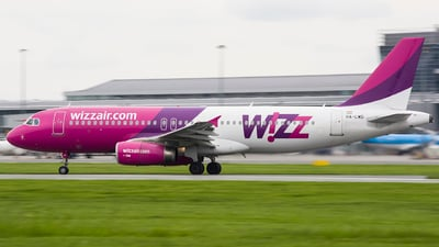 HA-LWD - Airbus A320-232 - Wizz Air