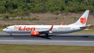 A picture of HSLTS - Boeing 7379GP(ER) - [39839] - © Alexander Listopad
