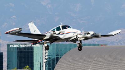 N310CC - Cessna 310Q - Private