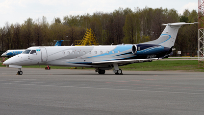 UP-EM017 - Embraer ERJ-135BJ Legacy - Private