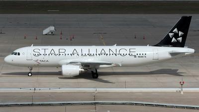 N686TA - Airbus A320-214 - TACA International Airlines