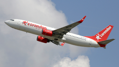 9H-TJG - Boeing 737-86J - Corendon Airlines Europe