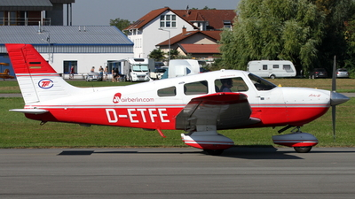 D-ETFE - Piper PA-28-181 Archer III - Air Berlin