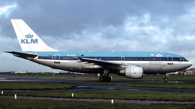 PH-AGA - Airbus A310-203 - KLM Royal Dutch Airlines
