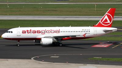 UR-AJA - Airbus A320-214 - AtlasGlobal Ukraine