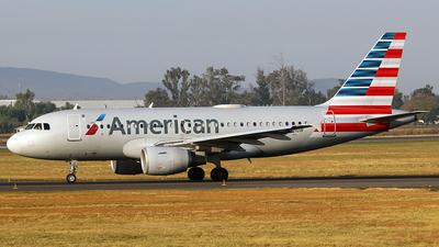 N701UW - Airbus A319-112 - American Airlines